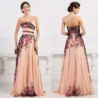 Grace Karin New Floral Country Style Maxi Bridesmaid Evening...