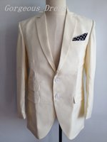 High Quality Blazers Man Suit Wedding Dresses Notched Lapel ...