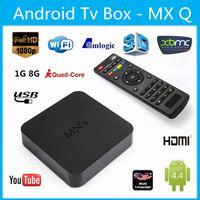 Online Update MXQ MXG MXS TV BOX Amlogic S805 Quad Core Andr...