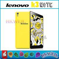 Original Lenovo K3 Note Octa Core MTK6752 Android 5. 0 4G FDD...