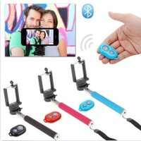Wireless Bluetooth Remote Camera Shutter With Extendable Han...
