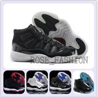 Wholesale Retro Basketball Shoes Retro (11) XI 72- 10 Men Spo...