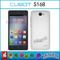 Cubot S168 MTK6582 Quad Core Android Cell Phone 8 GB ROM 1GB...