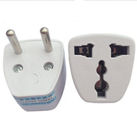 Brand New UK US AU CN to EU Adapter Euro Travel Charger Adap...