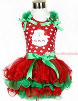 Hot Christmas Girls TUTU Dress Party Dress Sleeveless Dresse...
