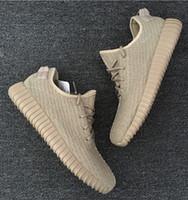 Boost 350 Kanye milan Shoes Classic Oxford tan Moonrock Men&...