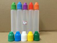 Hot Selling 30ml PE Soft Bottle Unicorn Bottle Pen Style Bot...