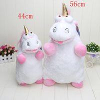 56cm 40cm Cartoon Despicable Me plush toy unicorn plush doll...