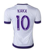 Thai Quality 15 16 New season 10# KAKA Authentic Away Soccer...