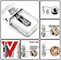 E Cigarette Cigarettes atomiseur Horizon Arctic atomiseur réservoir électroniques Sub Ohm BTC AvPMH Bobines E Cig Livraison gratuite