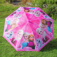 Frozen Umbrella Frozen Princess Elsa & Anna Olaf Rain and Su...