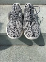 (double box)kamatiti 1: 1 yeezy boost 350 shoes With Box sock...