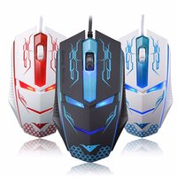 Wired USB 3D Optical Gaming Game Mouse Mice 1000 DPI For Lap...