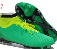 Wholesale Soccer Shoes Magista Obra FG Football Boots Outdoo...
