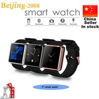 2015 Hot F1 waterproof Smart Watch phone call wearable enter...