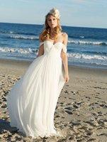 Unique Design Perfect Wedding Dresses Off- the- Shoulder Backl...
