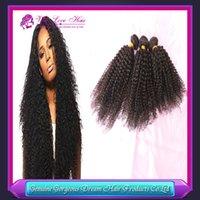 AAAAAA Grade Top Quality Mongolian Kinky Curly Hair Full Cut...