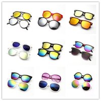 sports spectacles Bicycle Glass variety of color mixing big ...