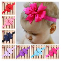 Baby Elastic Headbands Children Hair Accessories Kids Hair F...
