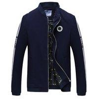 2015 autumn baseball jackets for men coat slim fit mens clot...
