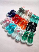 Infant Shoe Socks mixed 10colours All Five star BABY INFANT ...