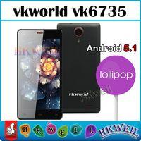 Android 5. 1 Vkworld VK6735 4G LTE Quad Core Phone 2G RAM 16G...