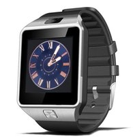 2015 1. 56inch Bluetooth Smart watch DZ09 SIM Phone Call Writ...