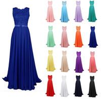 Sky Blue выполненная на заказ Mint Зеленые платья невесты Длинные пола шифон Шампанское партии вечера бальное платье Плюс Размер вечерние платья рукава
