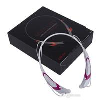 LG HBS-760 sans fil Bluetooth casque écouteurs stéréo pour Samsung iPhone LG HBS 760 HBS-760 HBS-730 mise à niveau des écouteurs Avec Retail Box US03