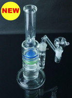 Triple Fritted Disc PERC BONG 12