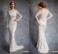 Cheap Backless Formal Ball Gowns 2014 Gothic Sheer Covered B...