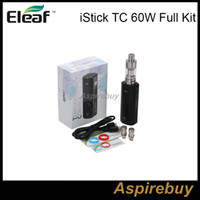 Newest Eleaf istick TC 60W Battery with Melo 2 Atomizer Full...