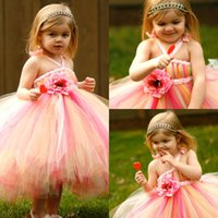 2015 Halter Girls Pageant Dresses Ellie' s Bridal Baby G...