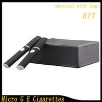 E-cig pour Micro 2015 nouveau G Action Bronson cigarette élecronique pour cire ou vapeur sèche vapeur cigarettes kits herbe sèche atomiseur DHL 0211035