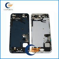 Cadre du milieu Boîtier du boîtier Boîtier Assemblage Boîtier Remplacement ou avec pièces sans pièces iPhone 5 5S Couverture arrière réparation