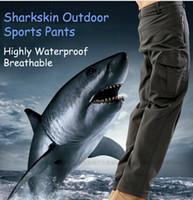 High Quality Men' s 2016 TAD Shark Skin Outdoor Pants Wa...