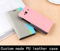Para Huawei PU del tirón del cuero del libro del teléfono de diseño de la cubierta con la ranura para tarjeta para Huawei Ascend Y540 / Y625 / P8 / P7 / mate 7 / D8 / Honor abeja y541