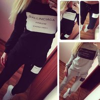 Women' s Sweatshirt Ballinciaga printing 2015 Fall Fashi...
