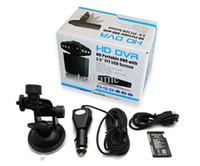 камера автомобиля рекордер DVR кулачки 100W пикселей видео 1080p тире камера dashcam видео Радио маленький автомобиль Видеорегистратор 2,5-дюймовый экран Blackbox