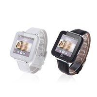 Nuova Smart Watch Staccabile di Bluetooth 4.0 Orologio Sportivo di Sincronizzazione di Musica per l'iPhone 6 Samsung HTC Telefoni Cellulari Anti-perso Funzione di Allarme PA2043