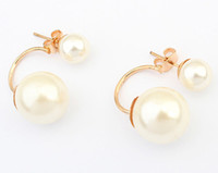 Pearl Earings Fashion Jewelry Wholesale China Channel Jewelr...