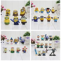 100sets Despicable Me 3 minions Character Figures hand to do...
