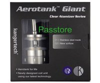 Kanger Original Aerotank Giant Clearomizer Clear Atomizer Se...