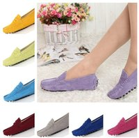 2015 New Women Lazy Shoes 17 Colors Leisure Loafers Shoes Da...