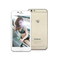 Goophone i6 i6s 1: 1 Quad Core MTK6582 1. 3GHz Show 4G LTE 1G ...