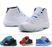 2016 Fashion Legend White Retro 11 Basketball Shoes New Good...