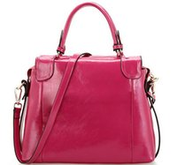 discount Ladies leather bag on sale