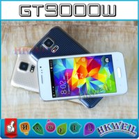 Mini S5 S5 GT9000W Dual Core GT9000W Android Phone Dual Sim ...