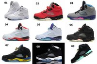 2015 new Air Retro 5 World Men Basketball Shoes High Quality...