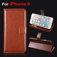 For Iphone 6 case Iphone 6 plus cases Wallet PU Leather Case...